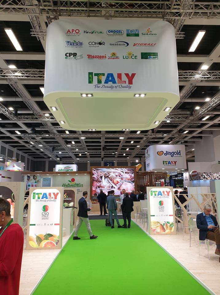 FL2019 STAND ITALY